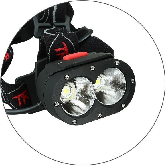 сверхмощные светодиодные фонари для рыбалки