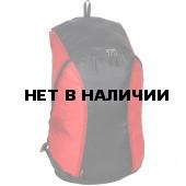 Рюкзак Pocket Pack черно-оранжевый
