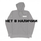 Толстовка Tenure Heather Charcoal Alpha Industries