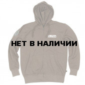 Толстовка Tenure Heather Olive Alpha Industries