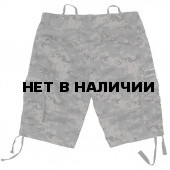 Шорты Tracker Short Black Digi Camo Alpha Industries