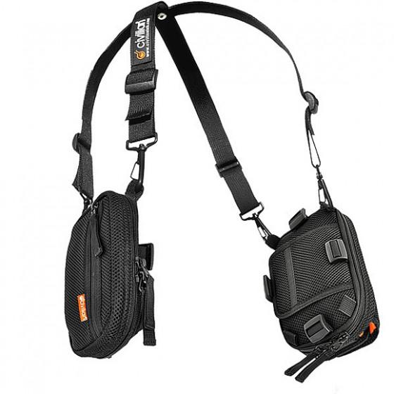Лямки плечевые с подсумками Covert LT Starter Kit