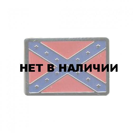 Миниатюрный знак Флаг Южной Конфедерации металл