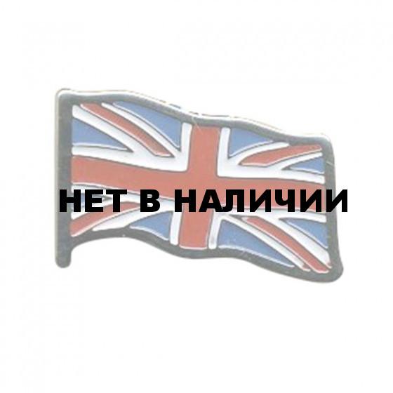 Миниатюрный знак Британский флаг металл