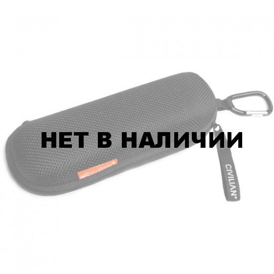Чехол для очков Civilian Ballistic Nylon POD Sunglasses Case black