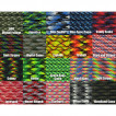 Паракорд ATWOODROPE 550 PARACHUTE CORD 30м light stripes