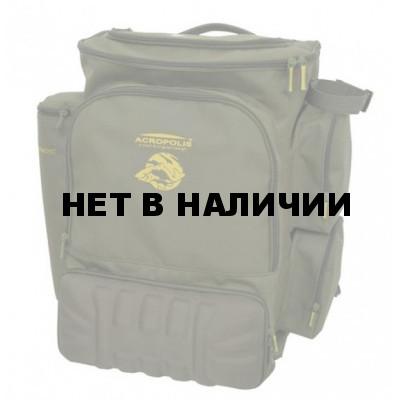 рюкзак в целях рыбаков acropolis рр-1