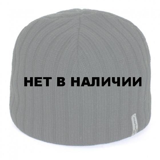 Шапка полушерстяная marhatter 3473 черный