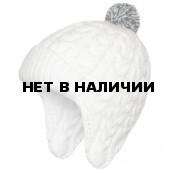 Шапка полушерстяная marhatter женская 4474/1 черный