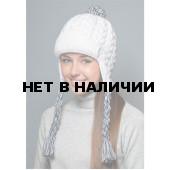 Шапка полушерстяная marhatter женская 4474 черный