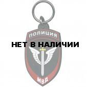 Брелок Полиция Спецподразделения МВД России резинопластик