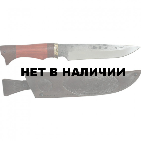 Нож Зубр ст. Х12МФ (Захарова)