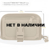 Кошелек Maxpedition RAT Wallet khaki