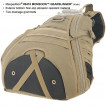 Рюкзак Maxpedition Monsoon Gearslinger OD green