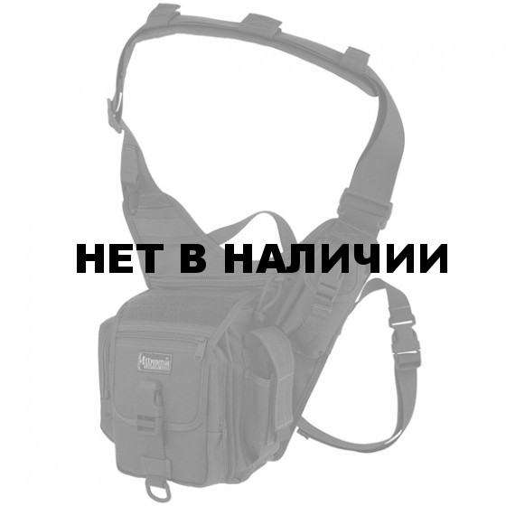Сумка Maxpedition FatBoy Versipack black