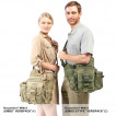 Сумка Maxpedition Jumbo Versipack black-khaki