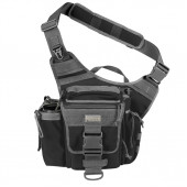 Сумка Maxpedition Jumbo Versipack black-foliage