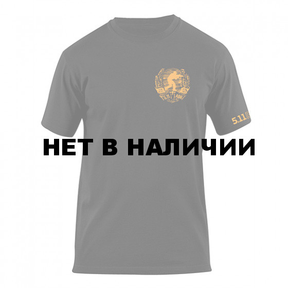 Футболка 5.11 Crest black