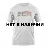 Футболка 5.11 Old Glory heather gray