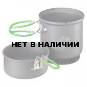 Набор посуды Optimus Terra Weekend HE Cookset 0.95 L