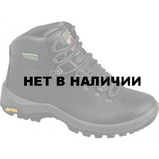 Ботинки трекинговые Red Rock м.11423 чер.