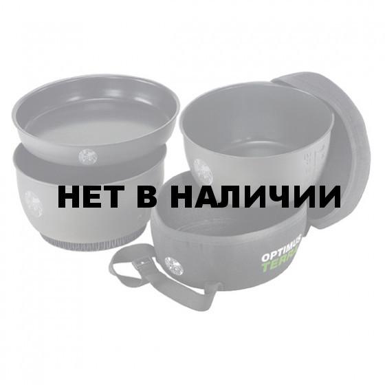 Набор посуды Optimus Terra HE Cookset