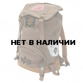 Рюкзак Alpha Industries Highwater Rucksack burlap brown