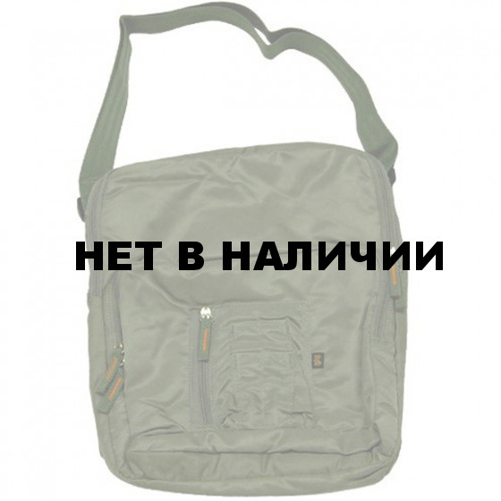 Сумка Alpha Industries Messenger Bag sage green