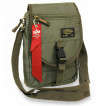 Сумка Alpha Industries Day Pack Bag sage green