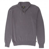 Свитер Hotchkiss Alpha Industries fog grey