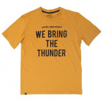 Футболка Thunder Alpha Industries tumblweed/black