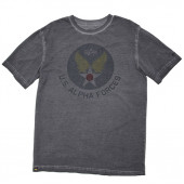 Футболка U.S. Alpha Forces (Color) Alpha Industries gray