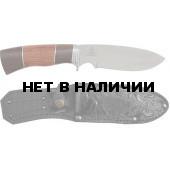 Нож Ястреб ст. 65х13 (Ладья)