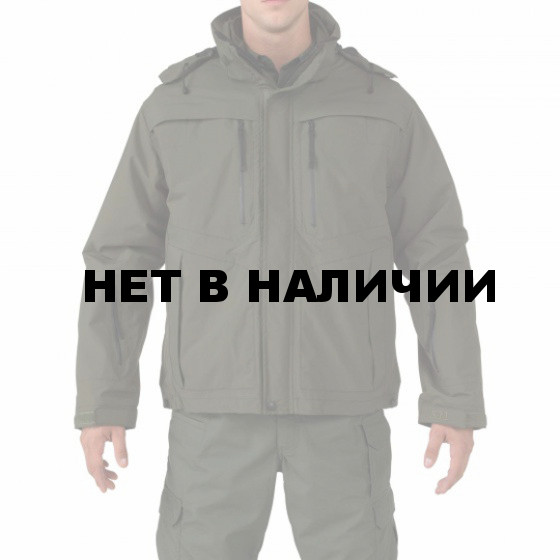 Куртка 5.11 Valiant Duty Jacket sheriff green