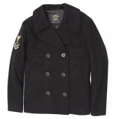 Куртка Captain Pea Coat Alpha Industries black