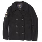 Куртка Captain Pea Coat Alpha Industries black