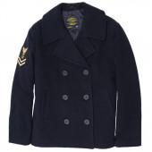 Куртка Captain Pea Coat Alpha Industries navy