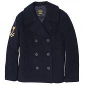 Куртка Captain Pea Coat Alpha Industries navy
