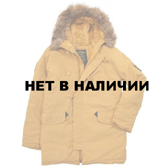 Куртка Altitude Parka Alpha Industries tumbleweed