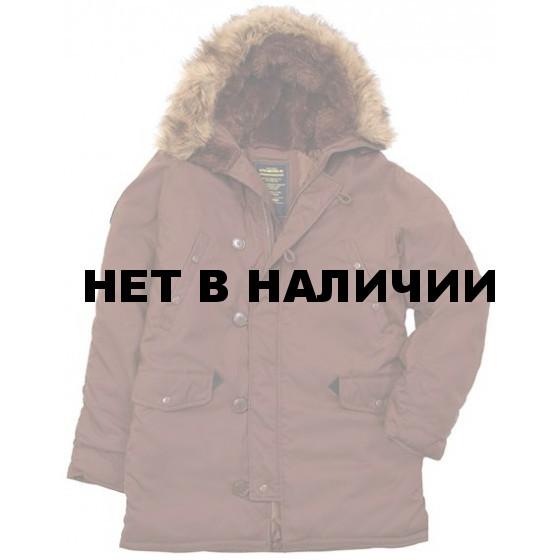 Куртка Altitude Parka Alpha Industries chesnut