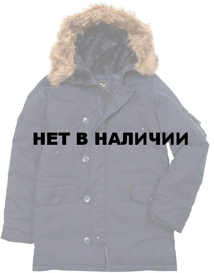 Куртка Altitude Parka Alpha Industries replica blue