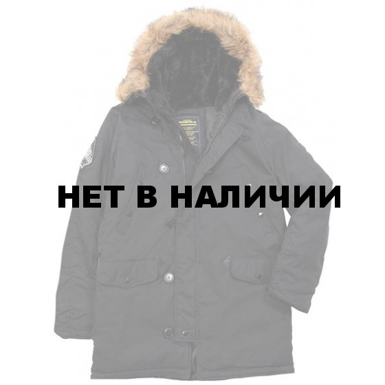 Куртка Altitude Parka Alpha Industries black
