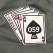 Куртка Honor Flight Jacket Alpha Industries sage green