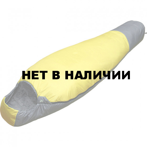 Спальный мешок Antris 60 R серый/оранж