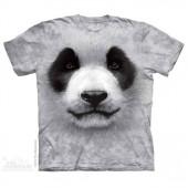 Футболка The Mountain Big face panda