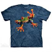 Футболка The Mountain Victory frog