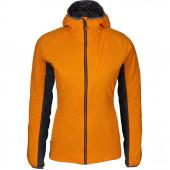 Куртка женская Resolve Primaloft оранжевая с капюшоном