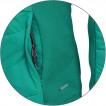 Куртка женская Resolve Primaloft салатовая с капюшоном