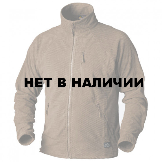 Куртка Helikon-Tex Alpha Grid Fleece Jacket coyote M