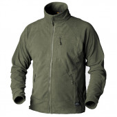 Куртка Helikon-Tex Alpha Grid Fleece Jacket olive green
